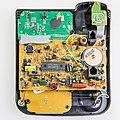 Audioline TEL 38 SMS - cover removed-92315.jpg