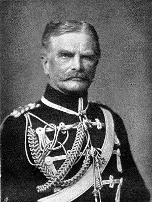 Battle of Turtucaia - Generalfeldmarschall August von Mackensen.