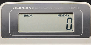 Error message Message displayed on a monitor screen or printout indicating that an incorrect instruction has been given or that there is an error resulting from faulty software or hardware