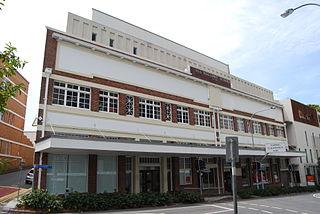 Austral Motors Building