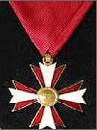 Austrian Decoration for Science and Art - Cross of Honour for Science and Art
