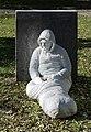 Autoportrait de Fabrice Gygi, cimetière des Rois, Genève.jpg