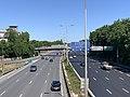 Autoroute A1 vue depuis Route Courneuve St Denis Seine St Denis 4.jpg