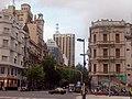 Avenida de Mayo y 9 de Julio HSBC.jpg