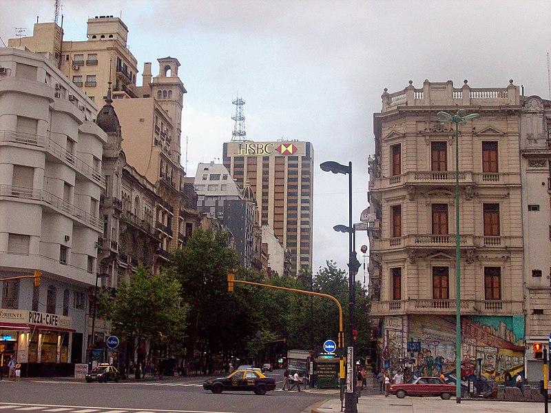 File:Avenida de Mayo y 9 de Julio HSBC.jpg