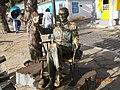 Búzios RJ Brasil - Estátua de JK, Orla Bardot - panoramio.jpg