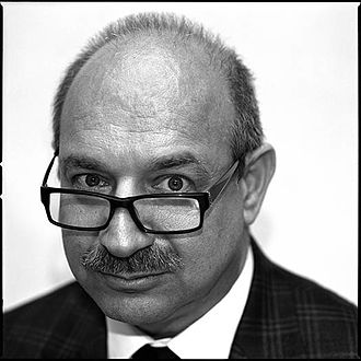 Bruce Beutler - Chicago, Illinois, 2014, Photograph by Kenneth Resnick