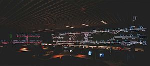History of Bay Area Rapid Transit - The BART Operations Control Center