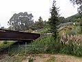BART bridge and Berkeley Hills Tunnel portal, August 2018.JPG