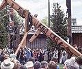 BC Museum Haida Pole Raising June 9, 1984008-LR (34640580843).jpg