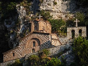 Holy Trinity Church, Berat - Image: BERAT Unesco Albania 2016