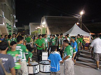 Bangkok Glass F.C. - BGFC Supporters