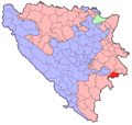 BH municipality location Cajnice.png