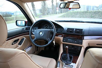 The Better Wiki - BMW 5 Series (E39)