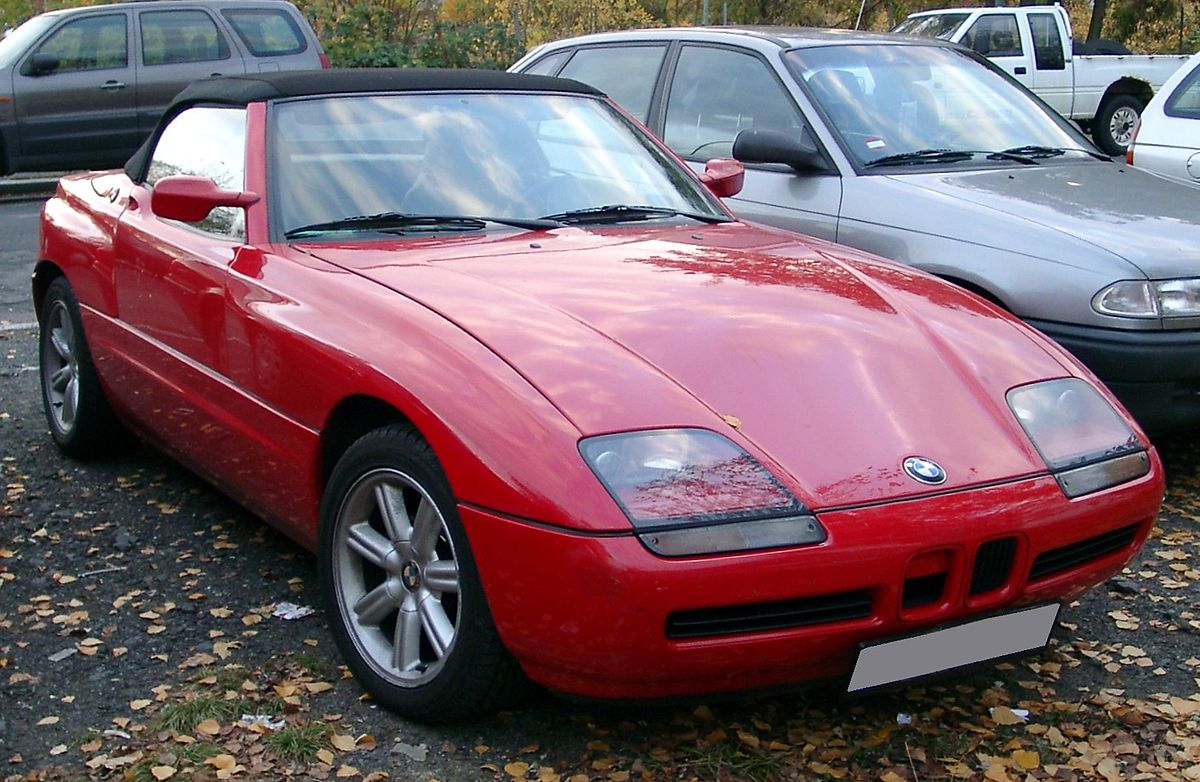 Bmw Z1 Wikipedia Wolna Encyklopedia