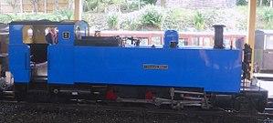 Bure Valley Railway - Image: BVR No 1 Wroxham Broad Alysham