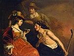 Backer, Jacob Adriaensz. - Granida and Daifilo - c. 1635.jpg