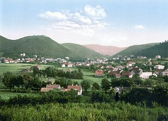 Bad Harzburg - Bad Harzburg about 1900