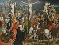 Baegert,Derick — Kreuzigung Christi (Alte Pinakothek).JPG