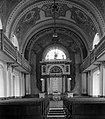 Baja 1974, Zsinagóga, belső. Fortepan 31062.jpg