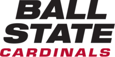 Ball State Athletics wordmark.png