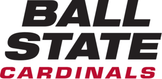 Ball State Cardinals football - Image: Ball State Athletics wordmark