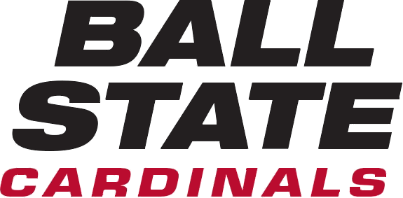 Ball State Athletics wordmark