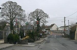 Ballylooby - Ballylooby village, 2010.