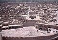 Bam town from citadel.jpg