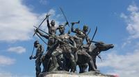 Bang Rajun monument.png