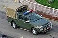 Bangladesh President Guard Regiment (PGR) Ford Ranger pickup (28256399120).jpg