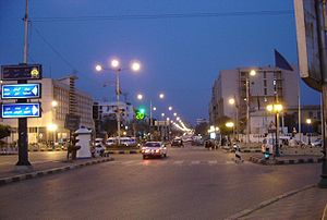 Traffic Square, Banha (1974-2015)