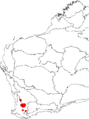 Banksia proteoides map.png