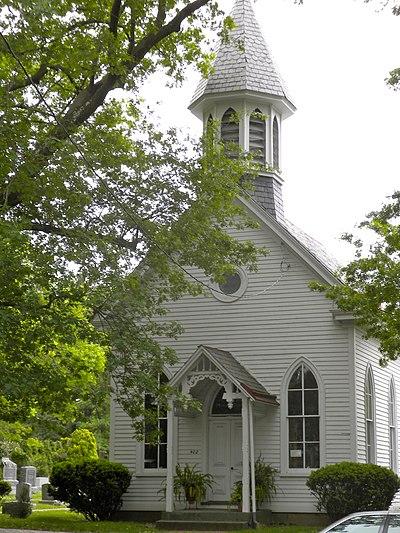 Haddonfield Historic District