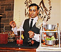 Bar tender making a classic cocktail.jpg