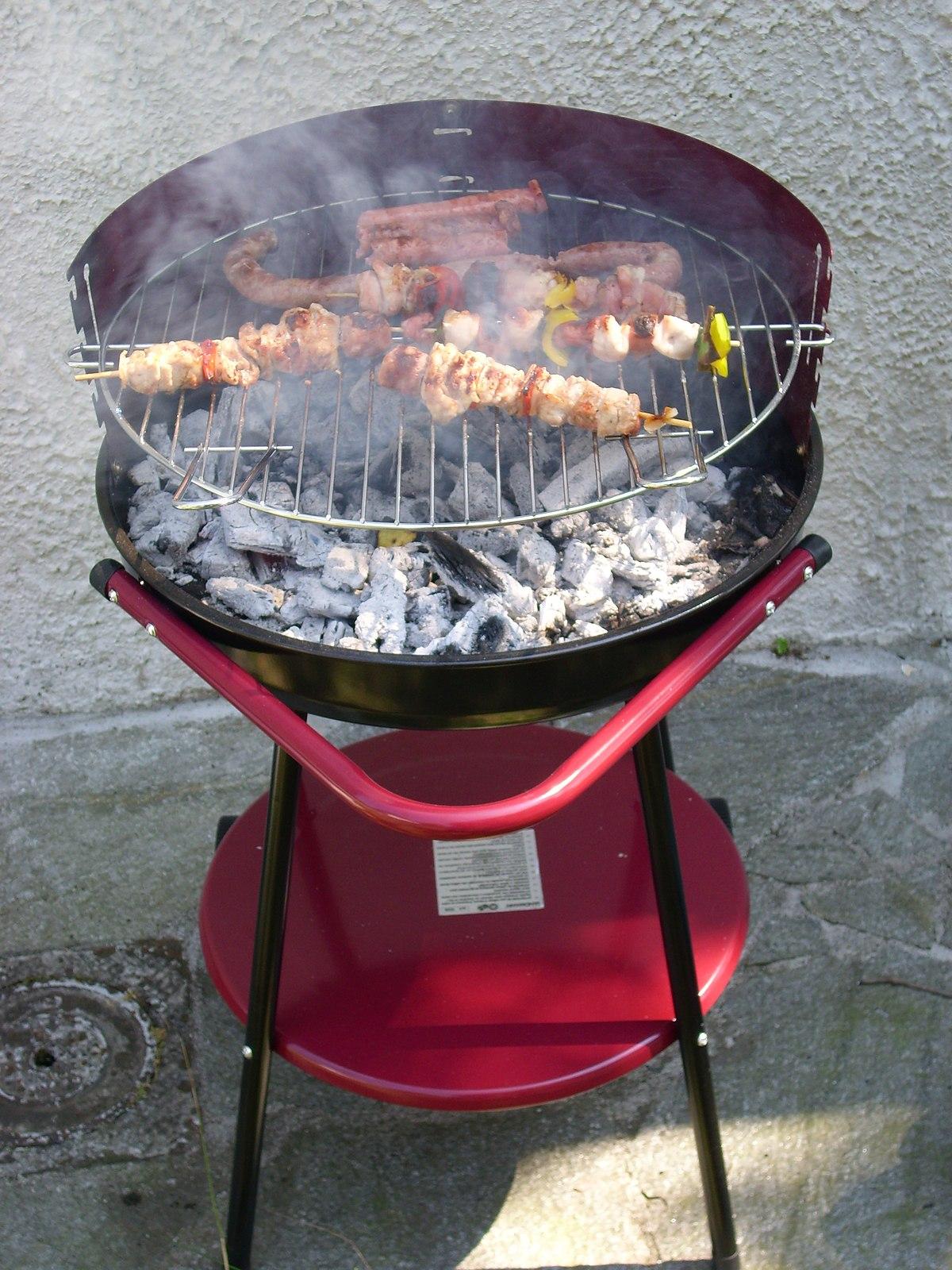 Griglia cucina wikipedia - Griglia da cucina ...