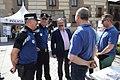 Barbero en la Jornada de Puertas Abiertas de Policía Municipal (04).jpg
