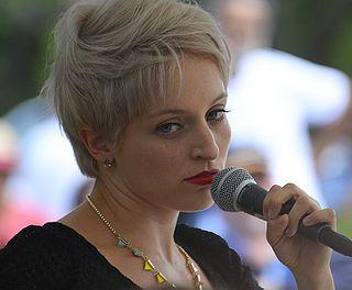Barbra Lica Canadian singer