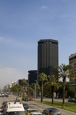 La Caixa - La Caixa Headquarters in Barcelona, Spain