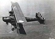 Barling Bomber in flight
