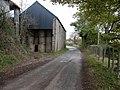 Barn at Lower Hunthouse Farm, Clodock - geograph.org.uk - 276877.jpg