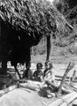 Barn vid en bogotáhydda. Veraguas. Panama - SMVK - 004294.tif