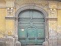 Baroque house. Listed ID 7493. Gate. - 13 Budapesti St., Vác.JPG