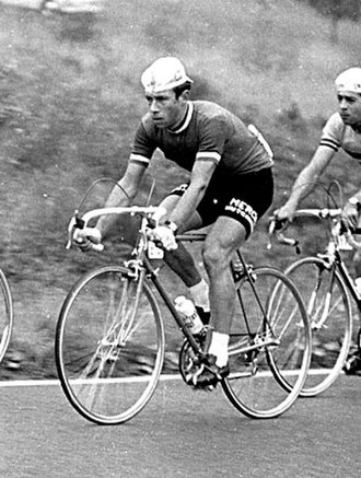 Barry Hoban - Hoban at the 1966 UCI Road World Championships