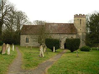 Bartlow Human settlement in England