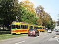 Basel Schindler tram in Aeschengraben.jpg