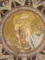 Battesimo di Cristo nella volta del battistero.jpg