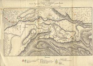 Battle of the Choloki 1854 (plan).jpg