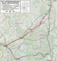 Bauprojekt Hanau–Würzburg,Fulda Karte.png