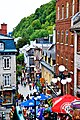 Beautiful full contrasted colors in Old Quebec - panoramio.jpg